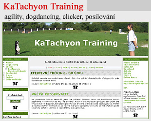 KaTachyon Training